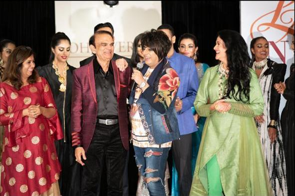 Rohit Verma S Unique Collections At The La India Fashion Week