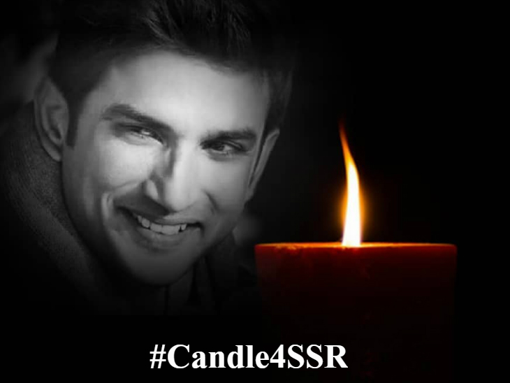 Candle4SSR digital protest for SSR is a huge Success -